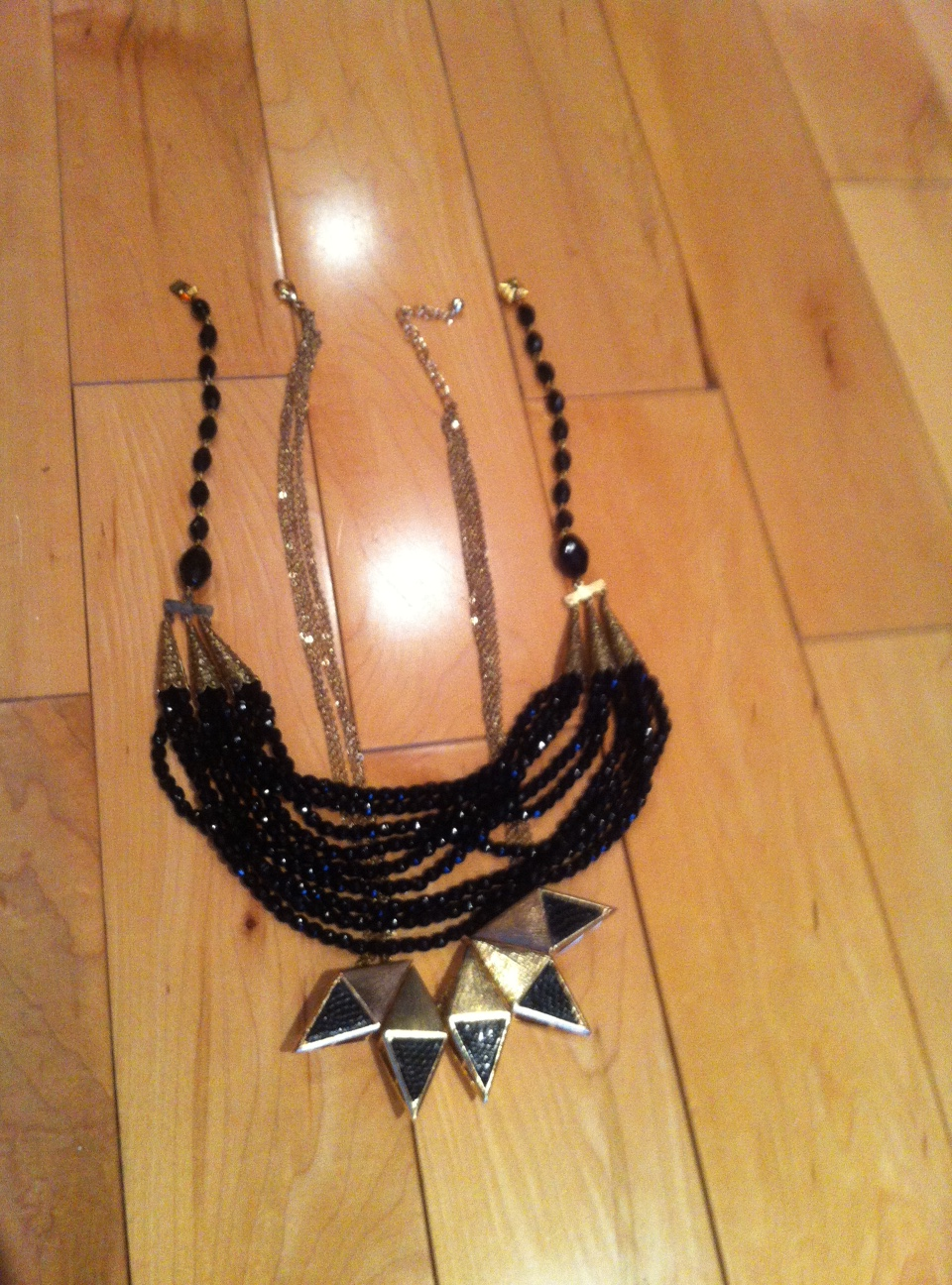 Christmas Party Necklaces