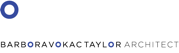 Barbora Vokac Taylor Architect Logo